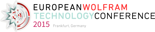 European Wolfram Technology Conference 2015