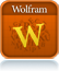 Wolfram Reference App: Icon Words