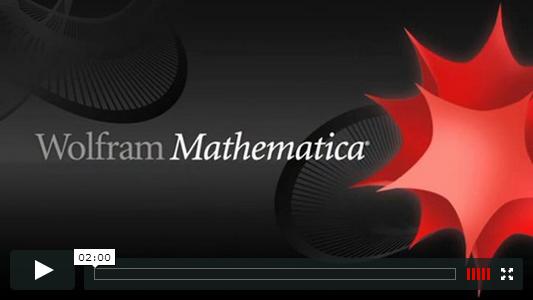 Screenshot Video: Schnellüberblick über Mathematica