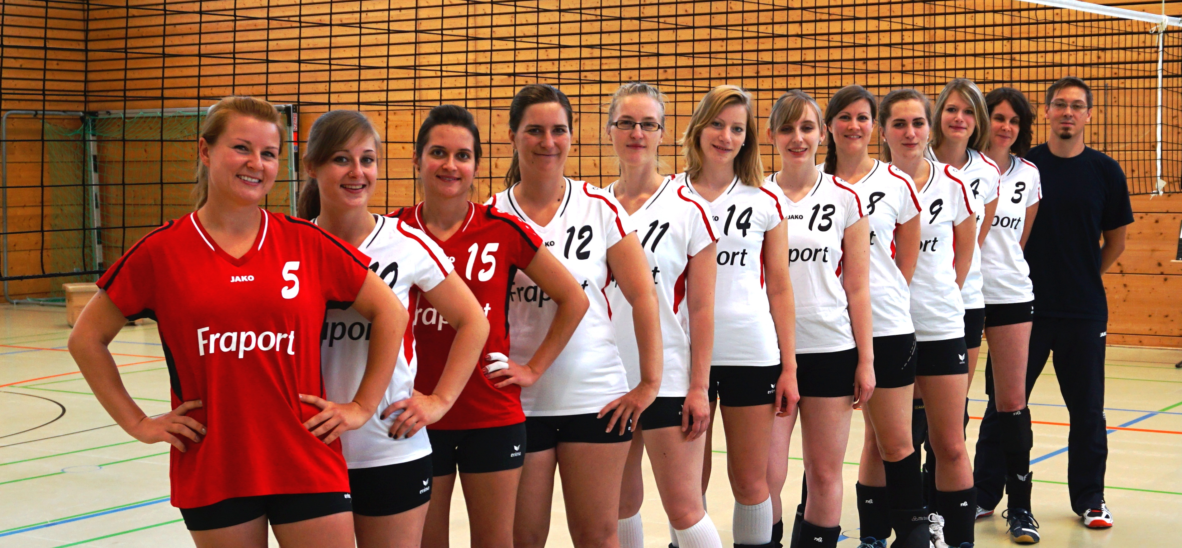 Volleyballmannschaft SSC Bad Vilbel D3/ Bad Vilbel