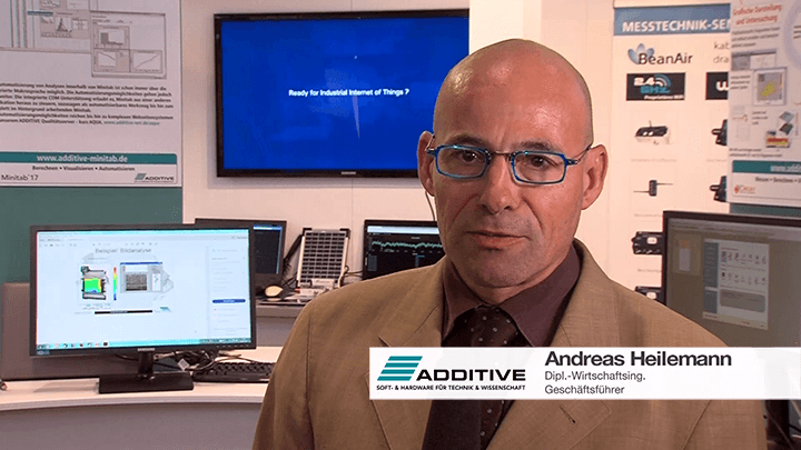 ADDITIVE Firmenvideo auf YouTube