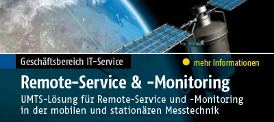 Remote Service & Monitoring