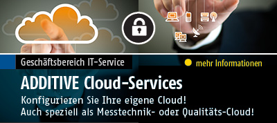 ADDITIVE Cloud-Services