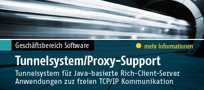 Tunnelsystem/Proxy-Support