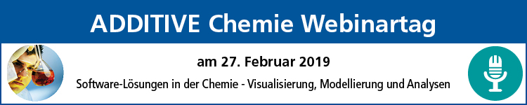 ADDITIVE Chemie Webinartag 2019
