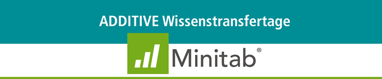 ADDITIVE Wissenstransfertage 2015 für Minitab