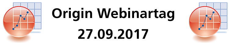 ADDITIVE Origin Webinartag 2017
