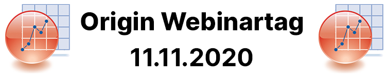 ADDITIVE Origin Webinartag November 2020