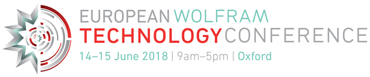 European Wolfram Technology Conference 2018
