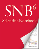 Scientific Notebook Icon