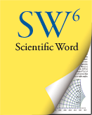Scientific Word Icon