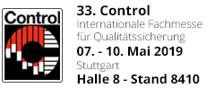 ADDITIVE Messeprogramm zur Control 2019