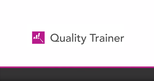 Screencast: Produkttour des Quality Trainer