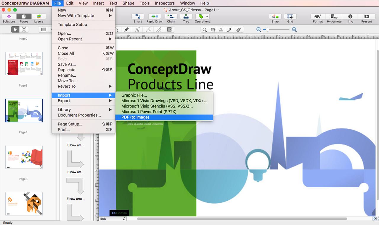 Neu in ConceptDraw    DIAGRAM    12  ADDITIVE Soft und Hardware f  r Technik und    Wissenschaft    GmbH