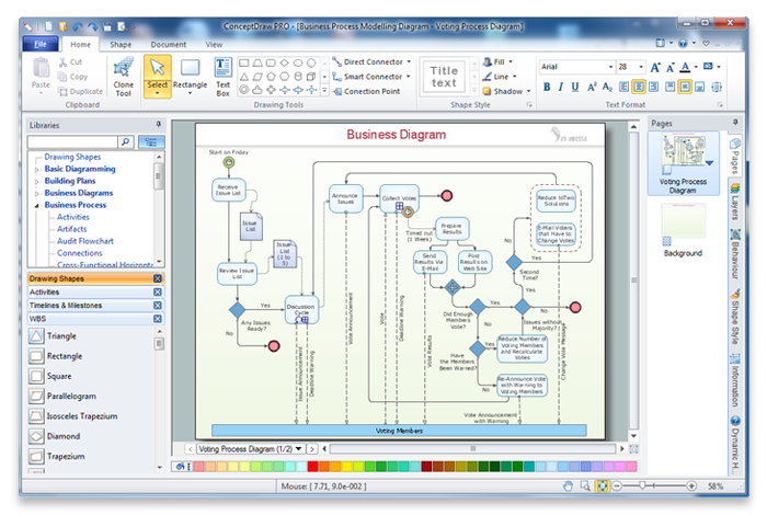 ConceptDraw DIAGRAM