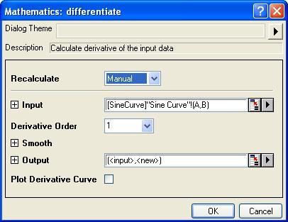 Origin - Datenanalyse: Mathematik