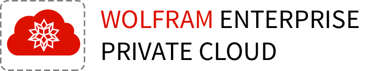 Wolfram Enterprise Private Cloud Logo