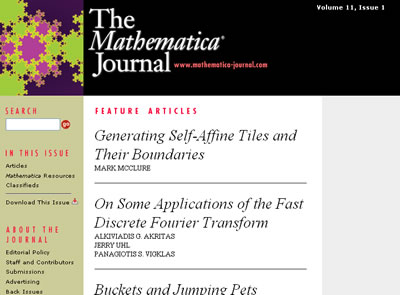 Mathematica Journal