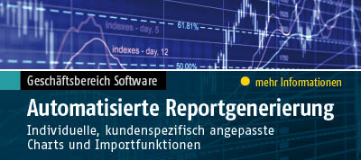 ADDITIVE Solutions: Automatisierte Reportgenerierung